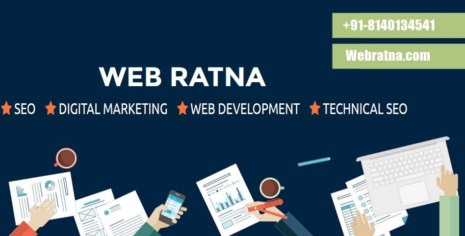 Web Ratna: #1 Digital Marketing, SEO and Web Development Company in Vadodara